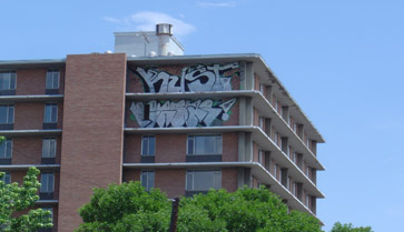 Denver Area Graffiti Removal Services