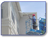 Building Pressure Washing Service