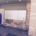 Mailbox Graffiti Removal – Without Pressure Washing