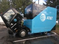 Special Truck Wash for AT&T 04