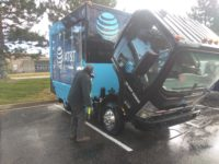 Special Truck Wash for AT&T 03