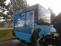 Special Truck Wash for AT&T 02